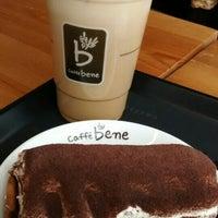 Photo taken at Caffé Bene by Sandra T. on 5/17/2015