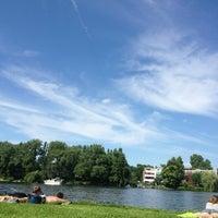 Das Foto wurde bei Treptower Park von Marcus B. am 7/7/2013 aufgenommen