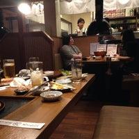 Photo taken at 萬まる 府中本店 by 鈍感営業 on 4/10/2014