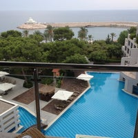 Photo taken at Rixos Sungate by Надежда К. on 10/1/2012