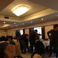 Photo taken at 香満楼 by Linda L. on 11/25/2012