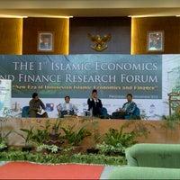 Photo taken at Kampus Raja Ali Haji UIN Sultan Syarif Kasim Riau by Wahyudi A. on 11/21/2012