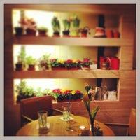Photo taken at Mistral Café Restaurant by Hintermüller on 3/16/2013