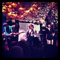 Photo taken at Glasslands Gallery by Chelsea Mae H. on 3/9/2013