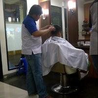 Photo taken at Paxi Barbershop by Reni A. on 9/15/2012