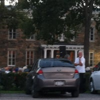 Photo taken at Brecknock Hall by Cathy W. on 8/31/2013
