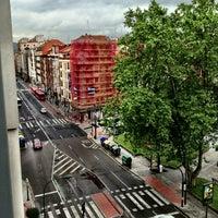 Foto tomada en Zenit Hotel Bilbao por Elisabeth M. el 5/21/2013