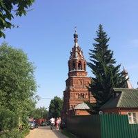 Photo taken at храм святой троицы by Мария Т. on 6/7/2014