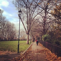 Photo taken at Fulham Palace Gardens by Anuwat C. on 11/27/2012
