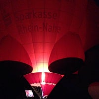 Photo taken at Ballonfestival Bonn by Mia on 6/14/2014