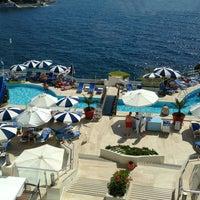 6/22/2013 tarihinde Ayhan Y.ziyaretçi tarafından Korumar Hotel De Luxe'de çekilen fotoğraf