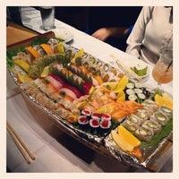 Photo taken at Samurai Japanese Restaurant by K L. on 11/30/2013