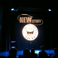 Photo taken at The Comedy Store by Phillip R. on 10/28/2012