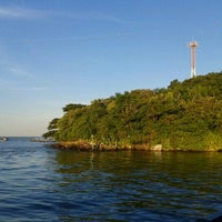 Photo taken at Ferry Boat Caiobá - Guaratuba by André M. on 12/17/2012