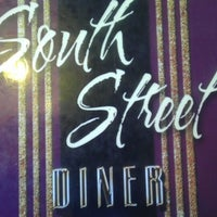 Photo taken at South Street Diner by Thin L. on 9/19/2013