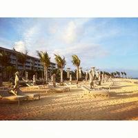 Photo taken at (Official) Mulia Resort - Nusa Dua, Bali by Ksenia S. on 9/16/2013