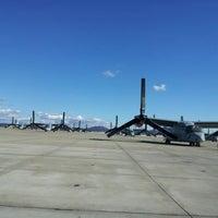 Photo taken at MCAS Miramar Hangar 6 by Leroy J. on 12/15/2012