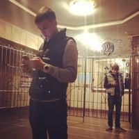Photo taken at Оболонське РУ ГУ МВС by Andrey K. on 3/10/2013