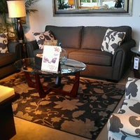 ... Photo Taken At Rooms To Go Furniture Store By Jori J. On 10/10 ...
