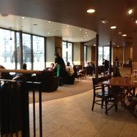 Photo taken at Starbucks by Igor T. on 1/11/2013