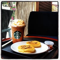 Photo taken at Starbucks by Mod J. on 9/21/2012