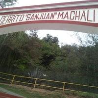 Photo taken at Cerro San Juan by Francisco I. on 2/22/2013