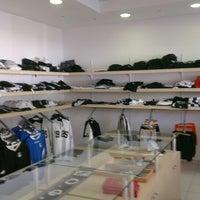 Photo taken at OFI Crete FC Official Store by Nikos D. on 8/18/2013