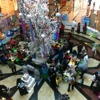 Photo taken at Muscat Grand Mall by GazelleR on 1/24/2013