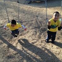 Photo taken at Boysen Park Playground by Erika V. on 2/25/2013