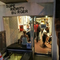 Photo taken at Superiority Burger by Furio B. on 7/20/2017