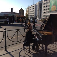 Photo taken at Piazzale Roma by Furio B. on 11/15/2012