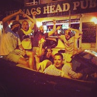 Photo taken at Nags Head Pub by 4aika on 6/15/2013