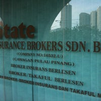 Photo taken at State Insurance Broker Sdn Bhd by Jedi Master Nihc on 12/28/2012