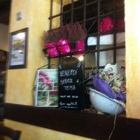 Photo taken at Caffe' Della Posteria by Ale B. on 3/21/2013