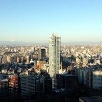 Photo taken at Hyatt Regency Tokyo by Phantasien A. on 1/12/2013