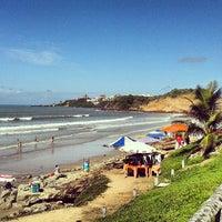 Photo taken at Praia de Cotovelo by Beatriz R. on 5/19/2013