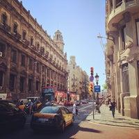 Photo taken at La Cara de Barcelona by Dmitry L. on 6/14/2013