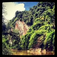 Photo taken at Khao Sok National Park by Bella D. on 5/7/2013