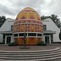 Photo taken at Музей Писанки by Dmitriy L. on 9/3/2013