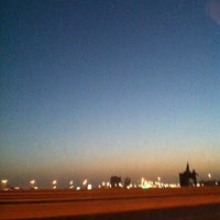 Photo taken at King Abdul-Aziz Roundabout by Prime rose | Dania . on 4/4/2013