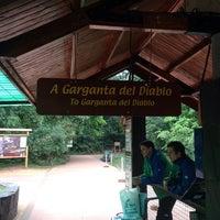 Foto tomada en Estación Cataratas [Tren Ecológico de la Selva] por Israel E. el 5/9/2014