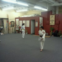 Photo taken at Chinese Shao-lin Center by Sean P. on 2/28/2013