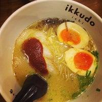 Photo taken at Ikkudo Ichi by Jed D. on 10/2/2013