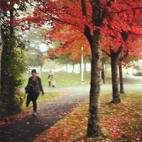 Photo taken at University of Victoria by Robin S. on 10/15/2012