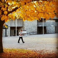 Photo taken at University of Victoria by Robin S. on 10/17/2012