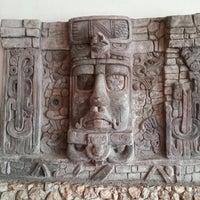 Foto tomada en Museo de la Cultura Maya por Miguel S. el 3/26/2013