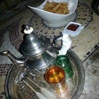 Photo taken at Shisha Bar @ Villa Moroc by Mamuangpreaw on 8/3/2013