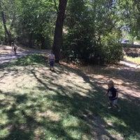 Photo taken at Kiwanis park by Quarry on 8/16/2016
