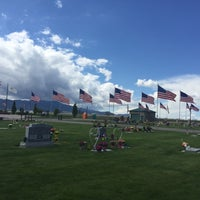 Photo taken at Herriman City Cemetery by Quarry on 5/24/2015