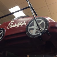 Photo taken at Chick-fil-A by Quarry on 11/26/2014